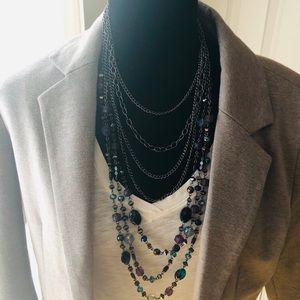 Vibrant gems necklace by premier designs